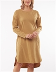 Mackenzie Dress (Mustard)