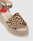 Candid Leopard Wedge
