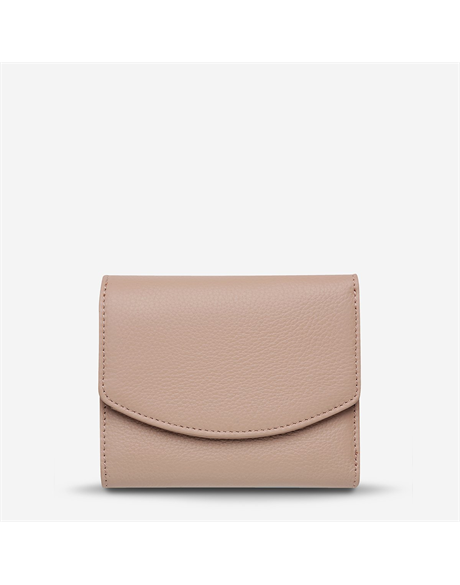 Lucky Sometimes Wallet (Dusty Pink)