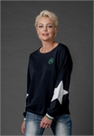 All Star Sweater (Navy)
