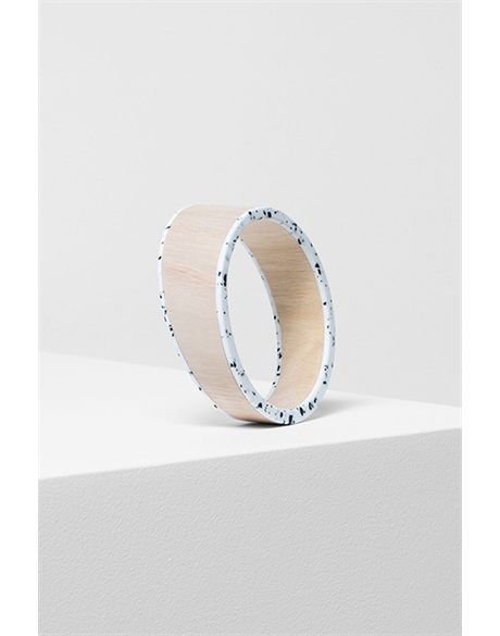 Kerda Bangle (White)