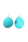 Lily Earrings (Turquoise)